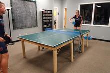 Ping-pong!