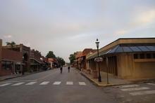 Downtown Van Buren.