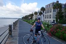 On the Carolina coast